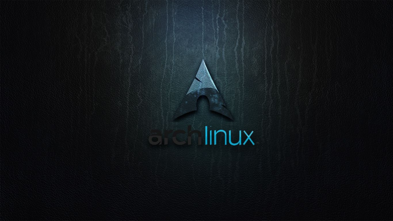 Arch Linux Wallpaper 03 - 1366x768