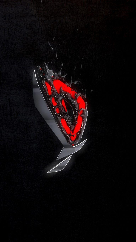 Asus Render Game Logo Wallpaper 1440x2560 768x1365