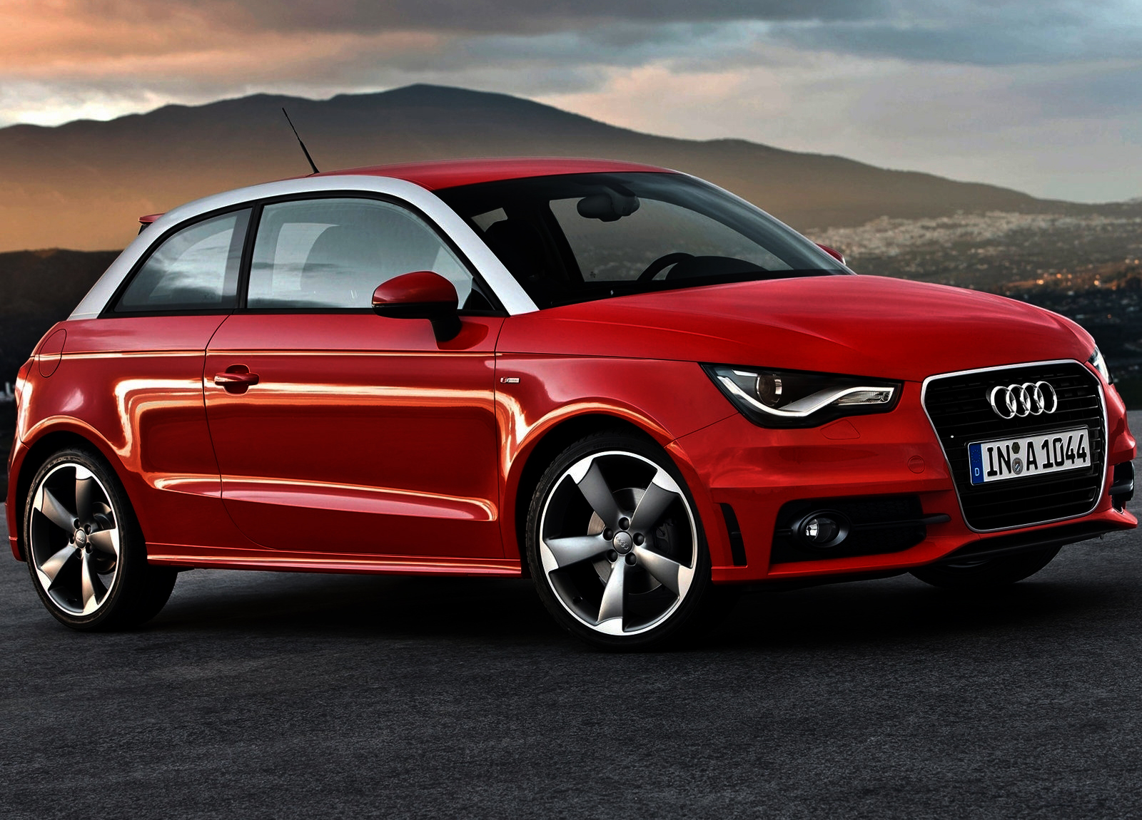 Audi a1 wallpaper 09 1600x1150 voltagebd Image collections