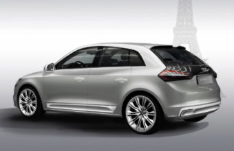 Audi A1 Wallpaper 18 1024x768 340x220