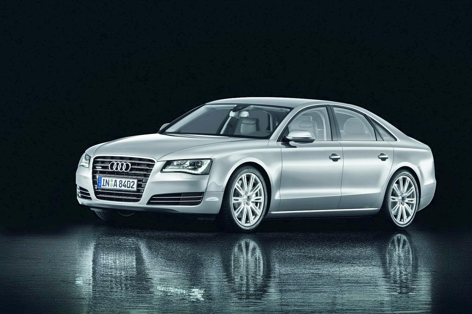 Audi A8 Wallpaper 24 1600x1067