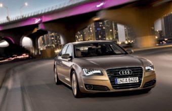 Audi A8 Wallpaper 34 1680x1050 340x220