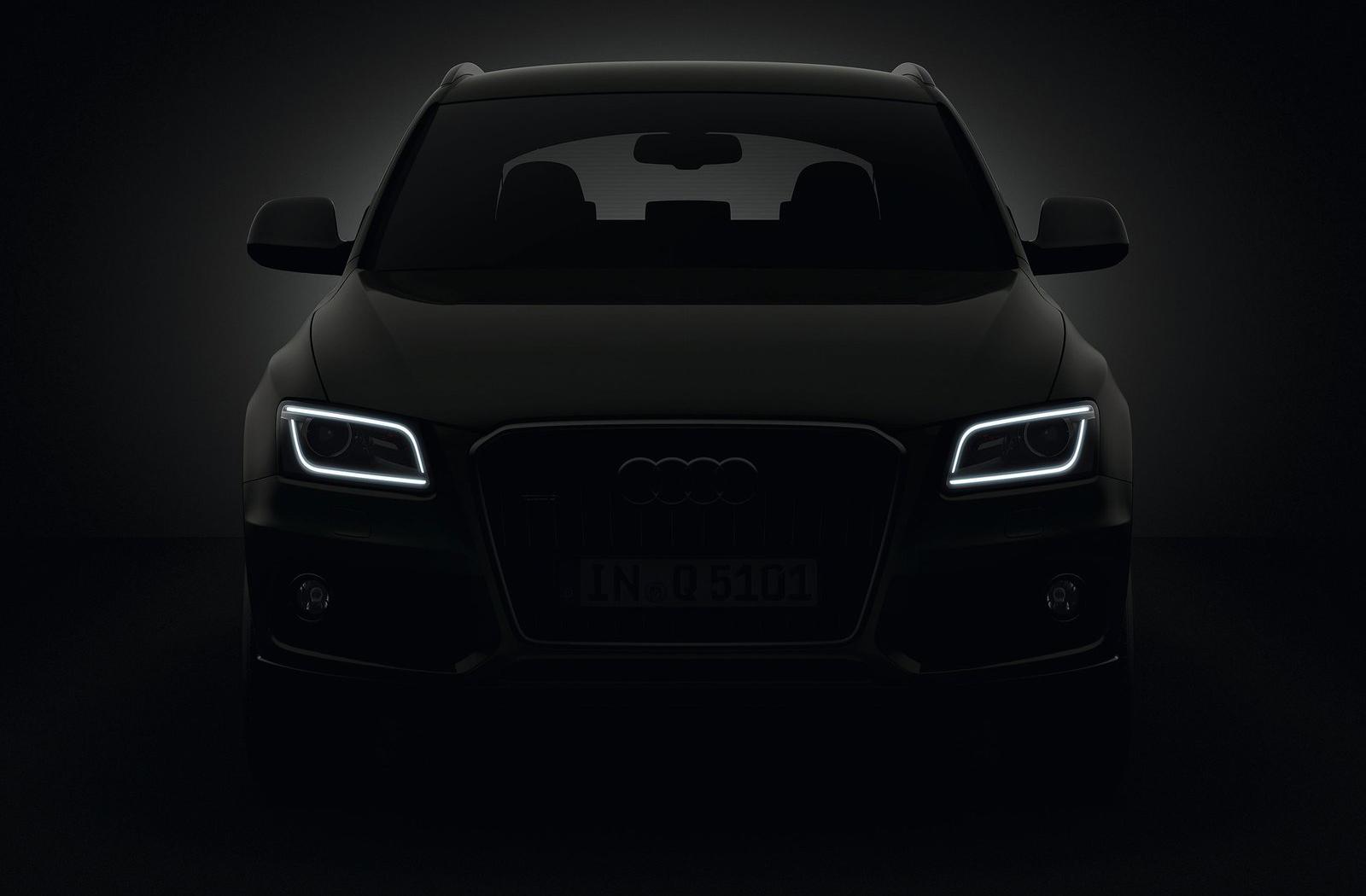 Audi Q5 Wallpaper 04 - [1600x1050]