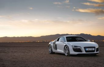 Audi R8 Desktop Wallpaper 02 1680x1050 340x220