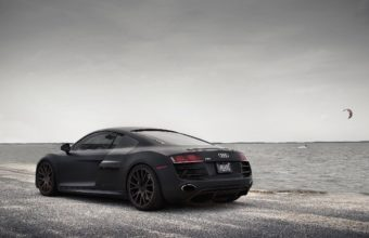 Audi R8 Desktop Wallpaper 05 2560x1600 340x220