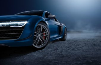 Audi R8 Desktop Wallpaper 11 1920x1080 340x220