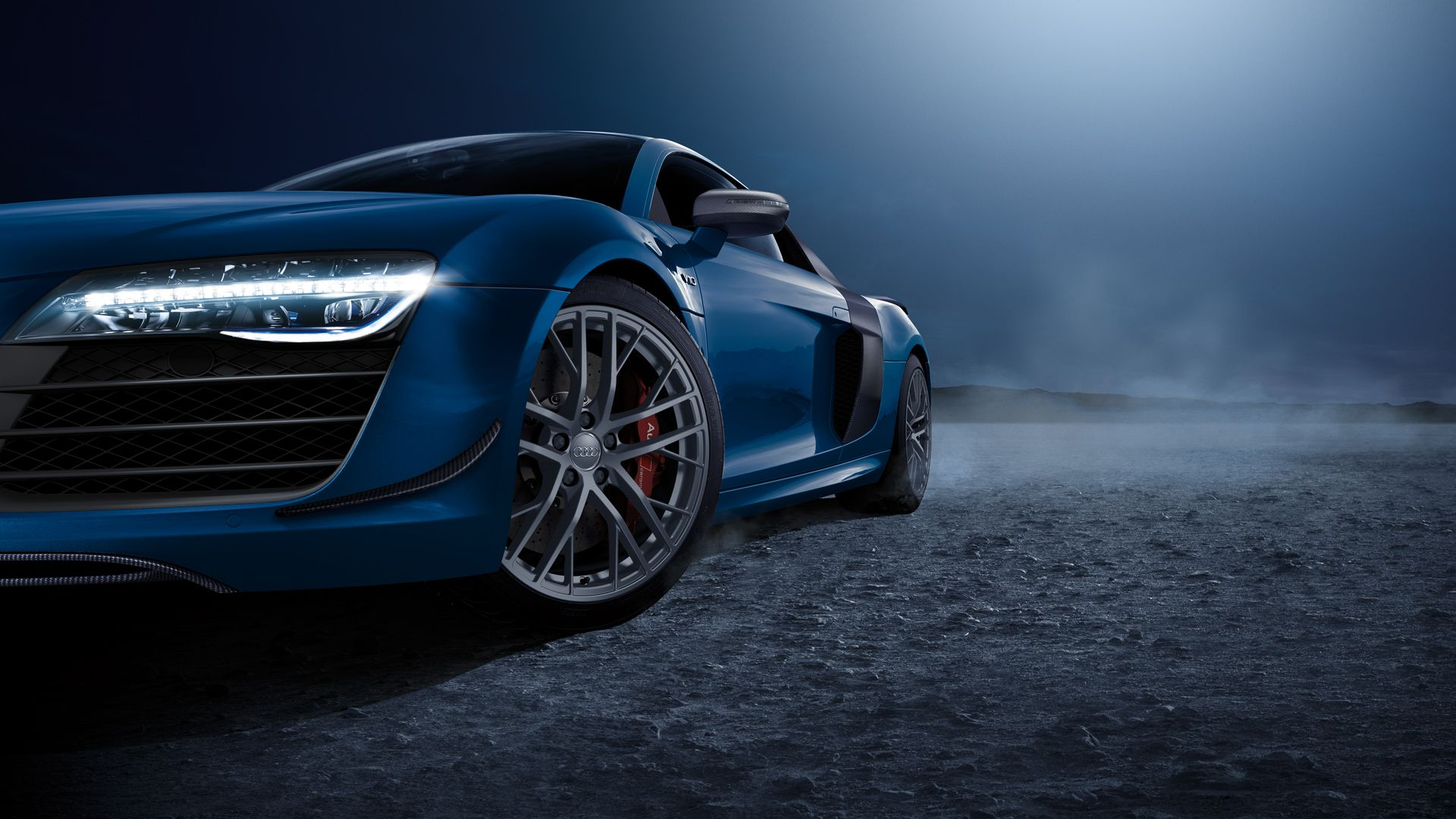 Audi R8 Desktop Wallpaper 11