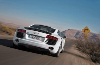 Audi R8 Desktop Wallpaper 12 1680x1050 340x220