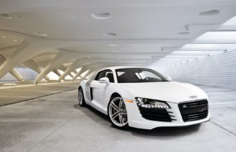 Audi R8 Desktop Wallpaper 13 1920x1200 340x220