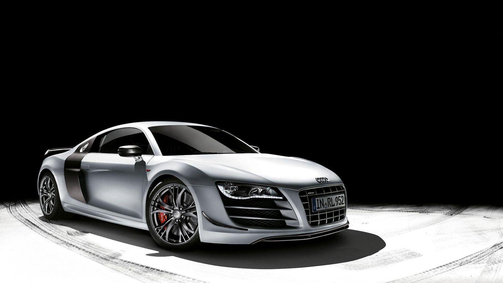 Audi R8 Desktop Wallpapers Hd
