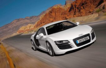 Audi R8 Desktop Wallpaper 16 1600x1000 340x220