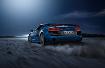 Audi R8 Desktop Wallpaper 17 1920x1080 340x220