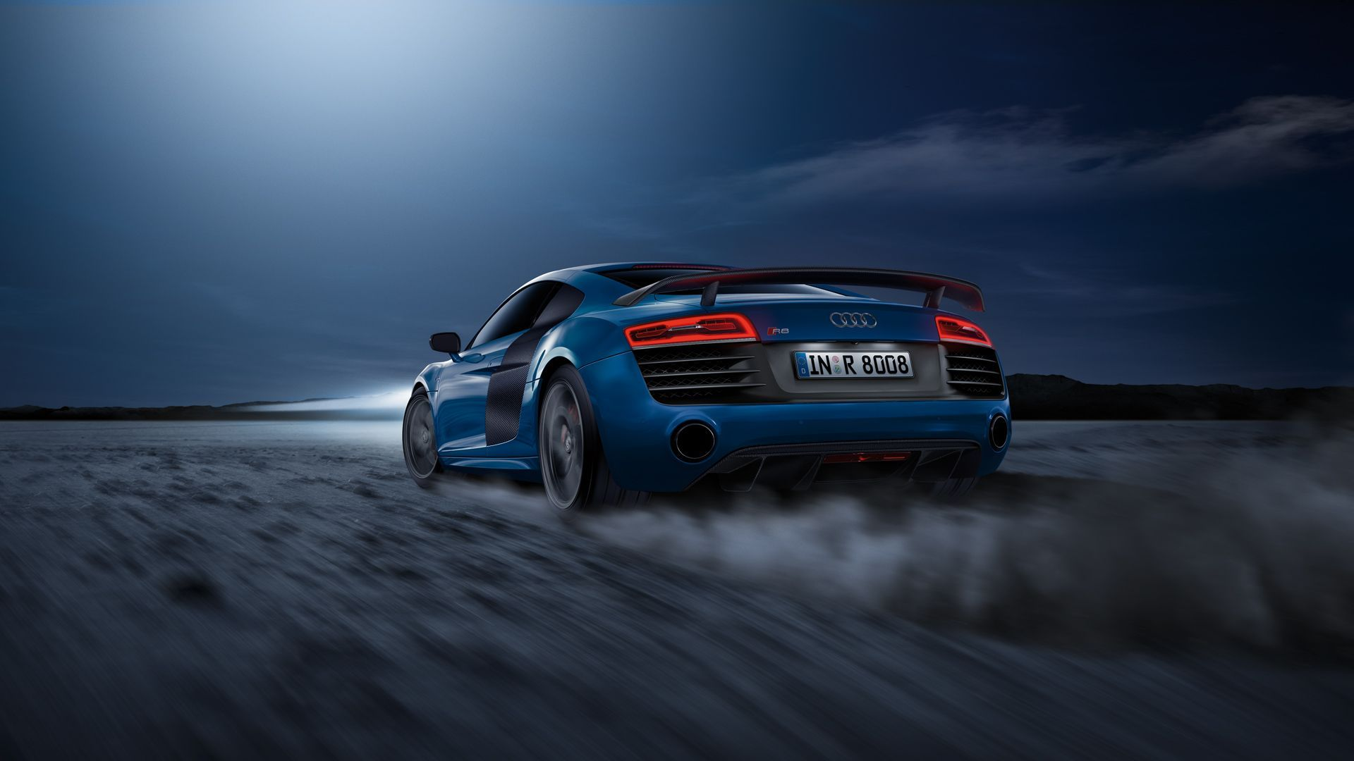 Audi R8 Desktop Wallpaper 17