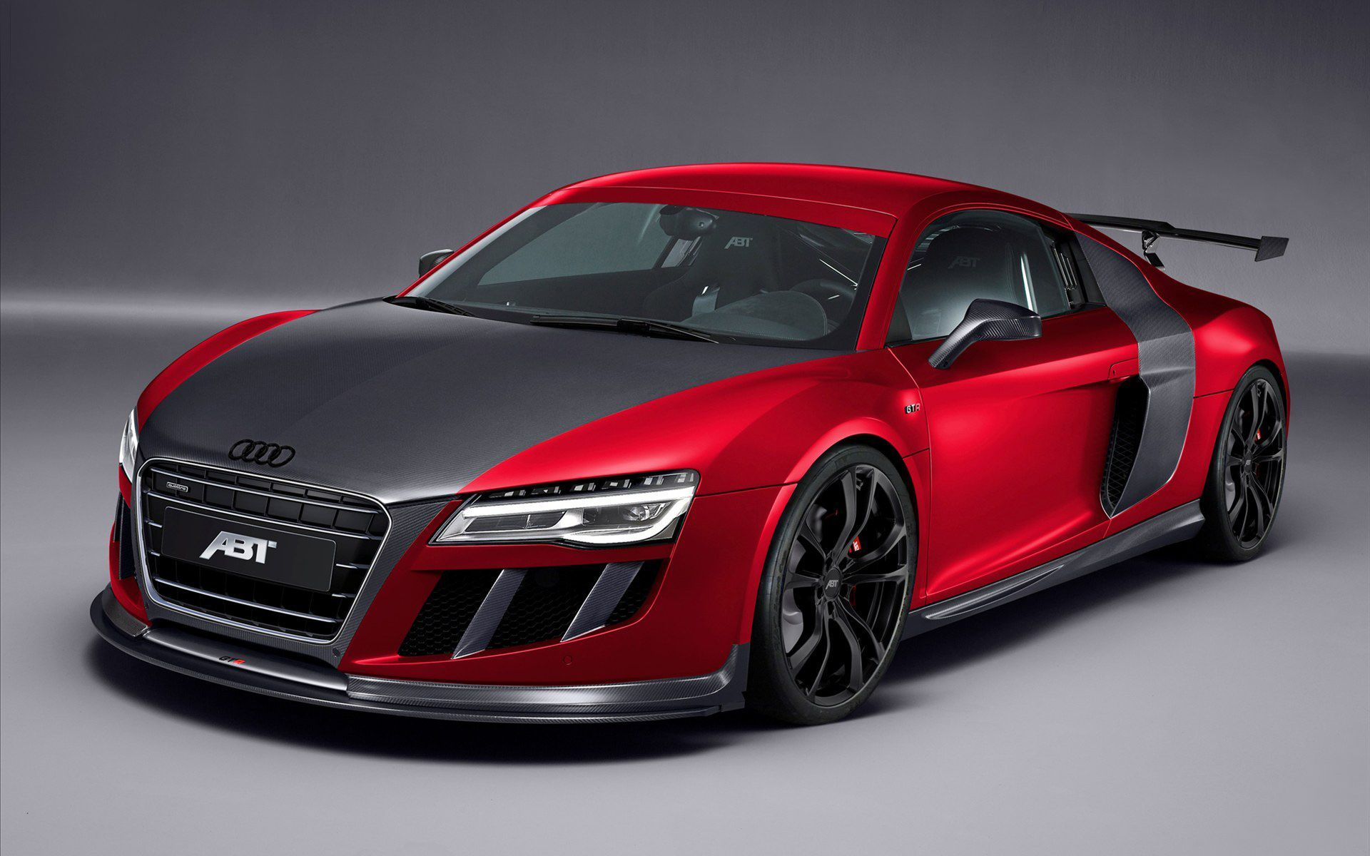 Audi R8 Desktop Wallpaper 21