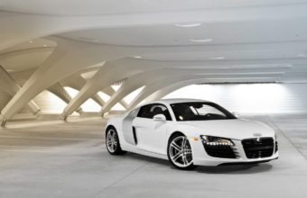 Audi R8 Desktop Wallpaper 23 1024x768 340x220