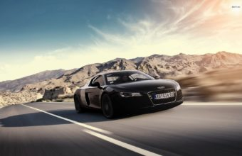 Audi R8 Desktop Wallpaper 25 1920x1200 340x220