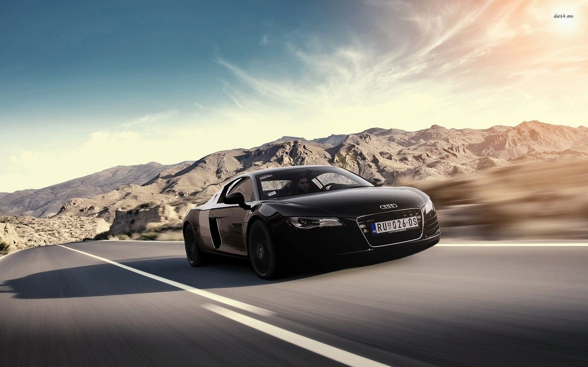 Audi R8 Desktop Wallpaper 25