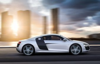 Audi R8 Desktop Wallpaper 26 2560x1600 340x220