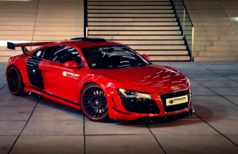 Audi R8 Desktop Wallpaper 33 1600x1000 340x220