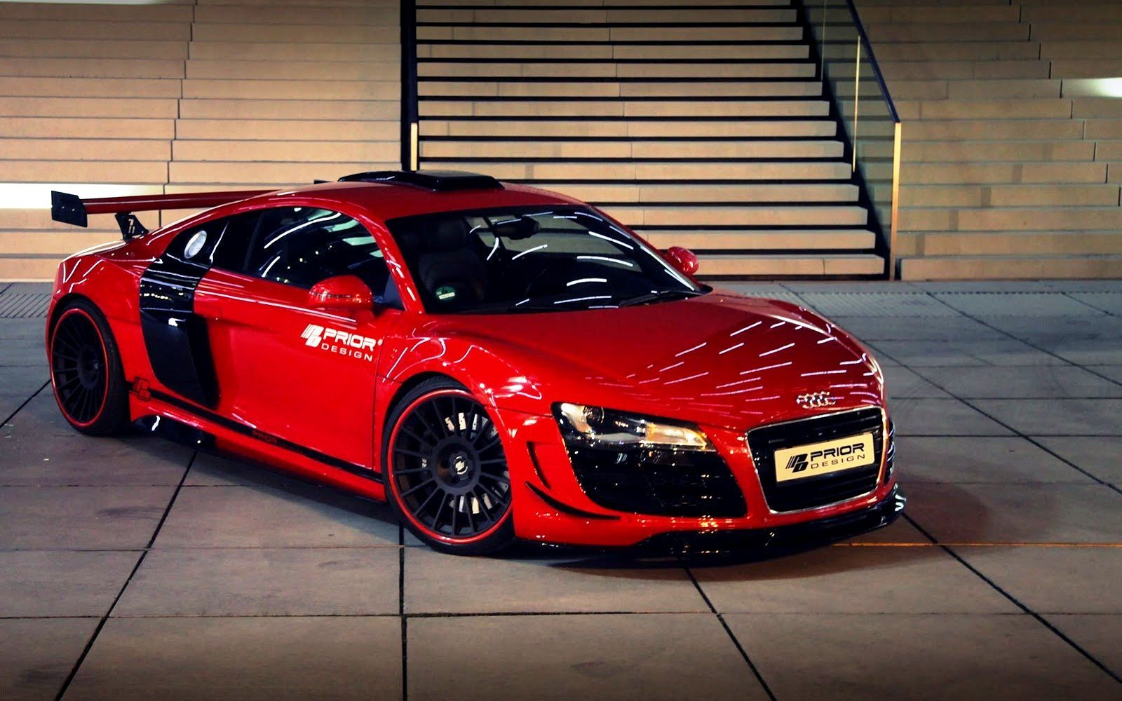 Audi R8 Desktop Wallpaper 33