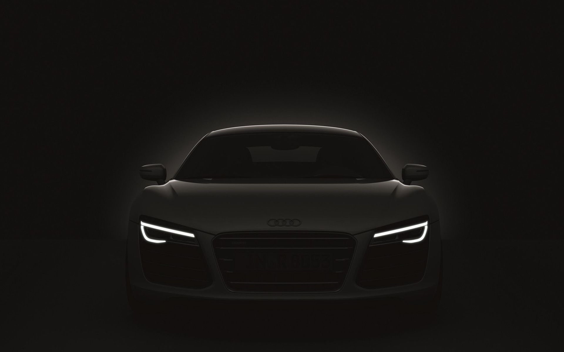 Audi R8 Desktop Wallpaper 34