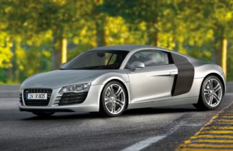 Audi R8 Desktop Wallpaper 35 1920x1080 340x220