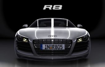 Audi R8 Desktop Wallpaper 37 1320x990 340x220