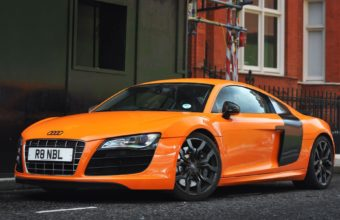 Audi R8 Desktop Wallpaper 40 1920x1200 340x220