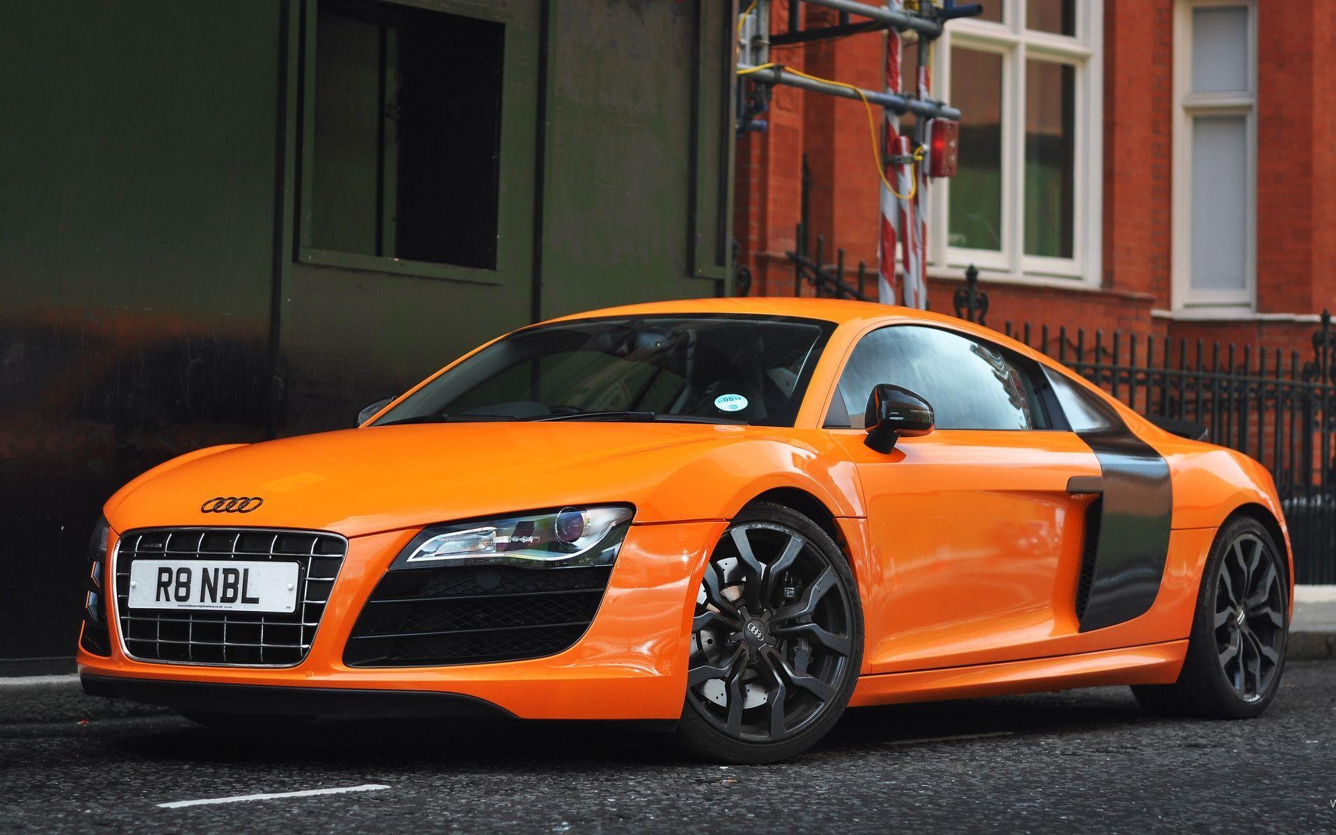 Audi R8 Desktop Wallpaper 40