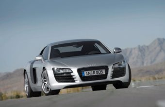 Audi R8 Desktop Wallpaper 41 1680x1050 340x220