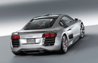 Audi R8 Desktop Wallpaper 42 1920x1200 340x220