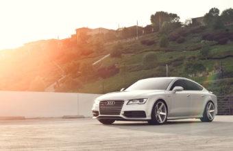 Audi S7 Wallpaper 11 1920x1200 340x220