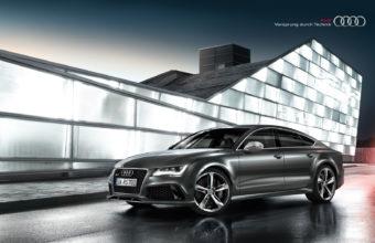 Audi S7 Wallpaper 29 1680x1050 340x220