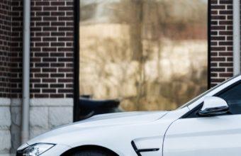 Auto Side View White Wallpaper 1440x2560 340x220