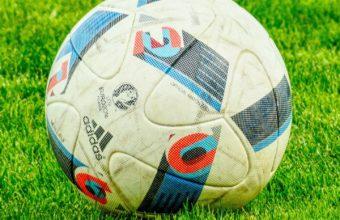 Ball Football Lawn Grass Wallpaper 1440x2560 340x220