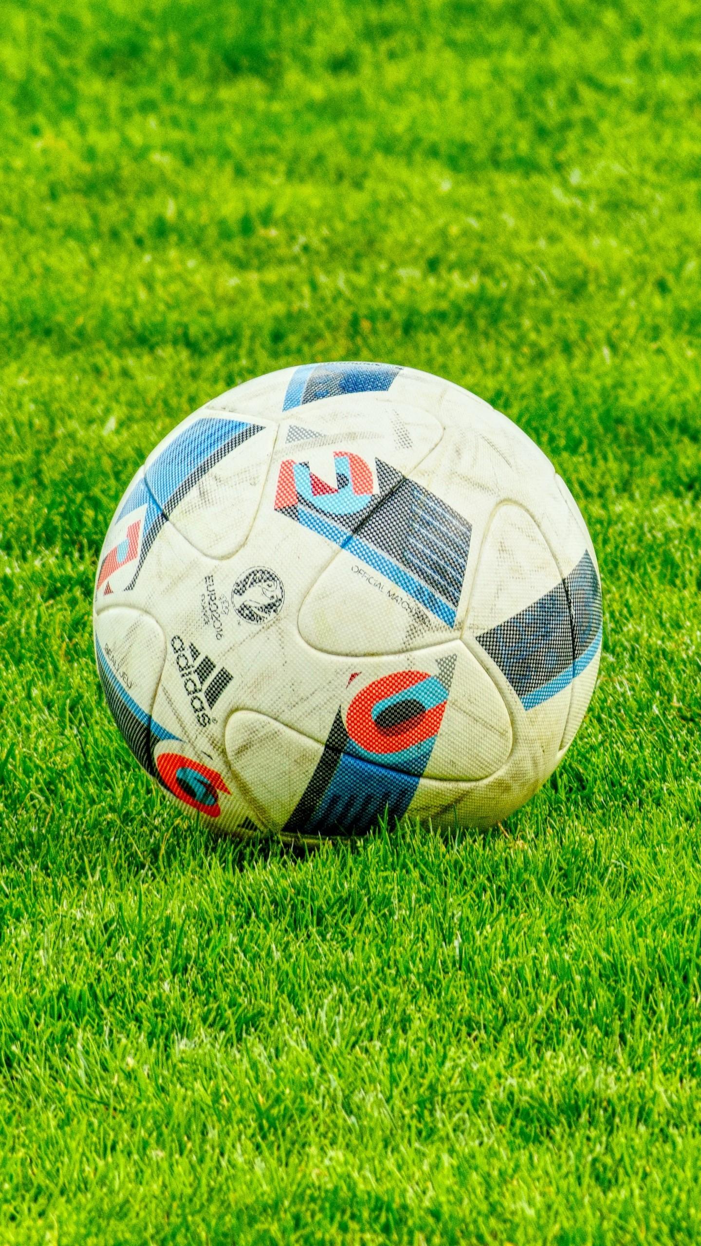 Football grass wallpaper