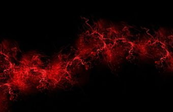 Black And Red Abstract Wallpaper 03 1920x1080 340x220