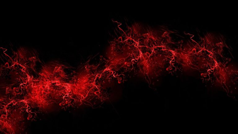 Black And Red Abstract Wallpaper 03 1920x1080 768x432