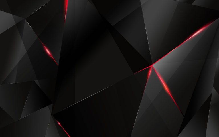Black And Red Abstract Wallpaper 04 1920x1200 768x480