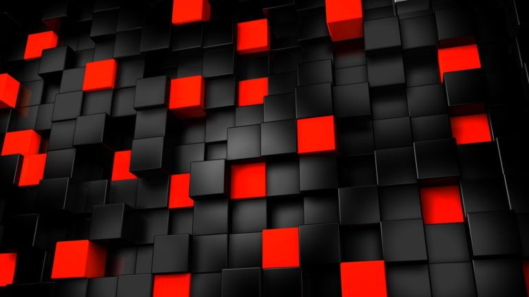 Black And Red Abstract Wallpaper 09 1920x1080 768x432