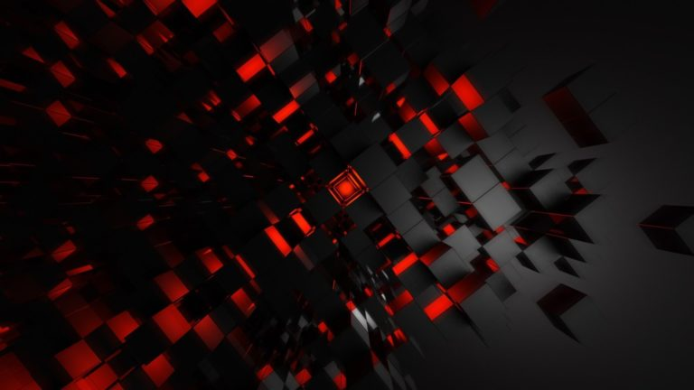 Black And Red Abstract Wallpaper 21 1920x1080 768x432