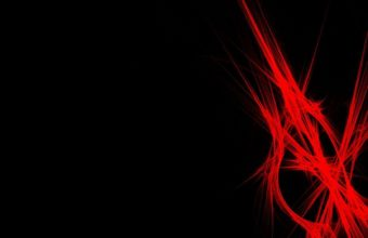 Black And Red Abstract Wallpaper 24 1680x1050 340x220