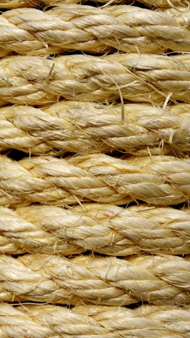 Cord Rope Weaving Wallpaper 1440x2560 380x676