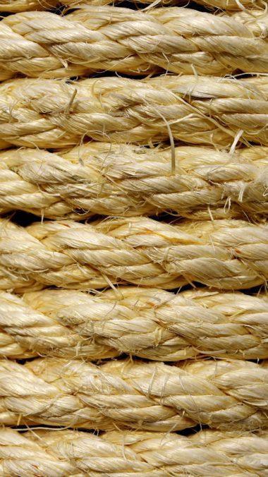 Cord Rope Weaving Wallpaper 1440x2560 380x676