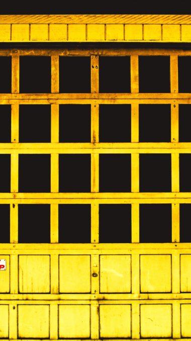 Door Yellow Window Wallpaper 1440x2560 380x676
