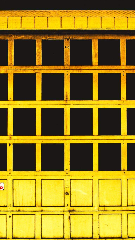 Door Yellow Window Wallpaper 1440x2560 768x1365