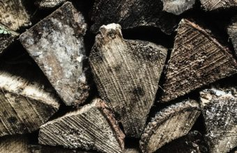Firewood Texture Wooden Wallpaper 1440x2560 340x220
