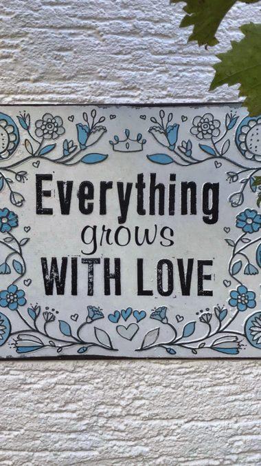 Inscription Signboard Motivation Love Wallpaper 1440x2560 380x676