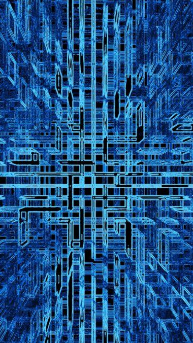 Lines Stripes Texture Wallpaper 1440x2560 380x676