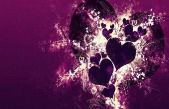 Love Heart Wallpaper 06 1024x768 340x220